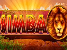В онлайн казино автомат African Simba
