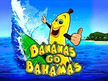 Автоматы на деньги Bananas Go Bahamas