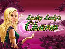 В казино на деньги автомат Lucky Lady's Charm Deluxe