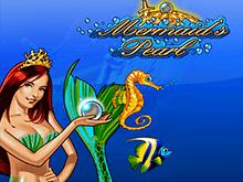 В казино на деньги автомат Mermaid's Pearl