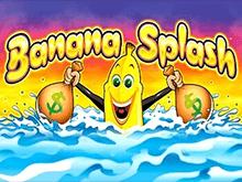 Banana Splash – аппараты новые в казино на деньги