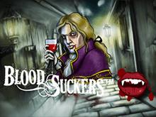 В казино на деньги автоматы Blood Suckers