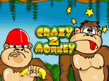 Crazy Monkey 2 в онлайн казино