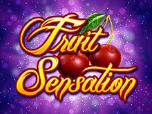 Fruit Sensation - автоматы на деньги