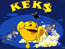 Автомат Keks в казино на деньги