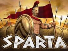 Автомат Sparta в казино на деньги