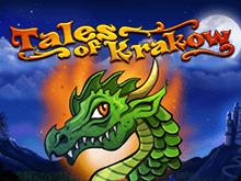 В казино на деньги автомат Tales Of Krakow