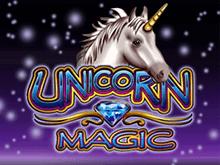 В казино на деньги автомат Unicorn Magic