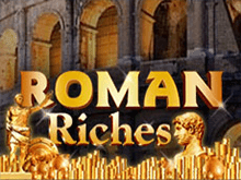 Слот Богатства Рима на реальные деньги от Microgaming