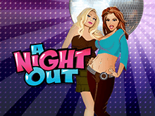 Увлекательная игра в казино на деньги с A Night Out