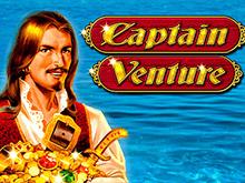 Виртуальный автомат на деньги Рисковый Капитан