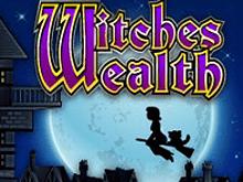 Играть в мобильный слот Witches Wealth от Microgaming онлайн с выводом