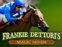 Новый увлекательный игровой автомат Frankie Dettori's Magic Seven от Playtech