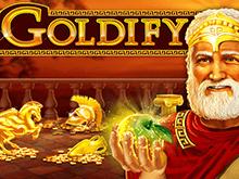 Goldify — игровой автомат с высоким процентом выигрыша!