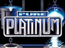 Чистая Платина — новый увлекательный автомат от компании Microgaming